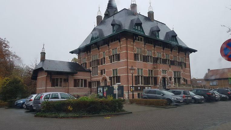 Het gemeentehuis van Wuustwezel.