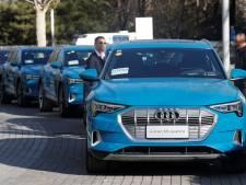 Femke Halsema en haar wethouders gaan in elektrische Audi's rijden