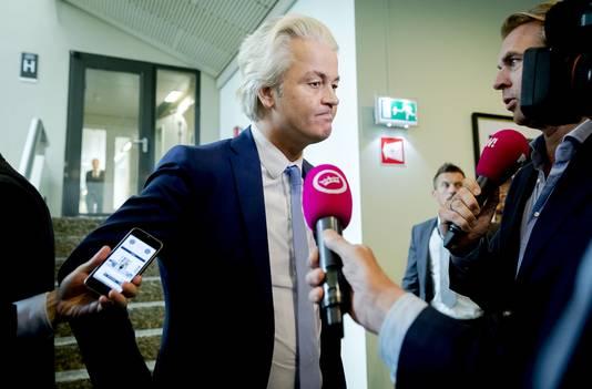 Geert Wilders (PVV) lanceert een plan dat deskundigen te ver vinden gaan.