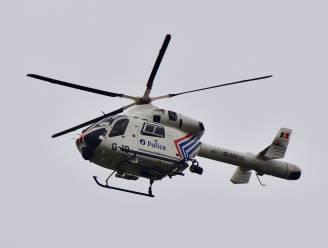 Inbrekers ontkomen ondanks zoekhulp van politiehelikopter