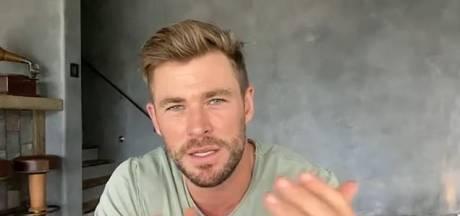 Chris Hemsworth propose des cours de méditation pour les enfants