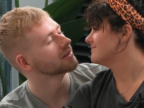 Stapelverliefd Lang Leve de Liefde-koppel Jelle en Esmay samen in quarantaine