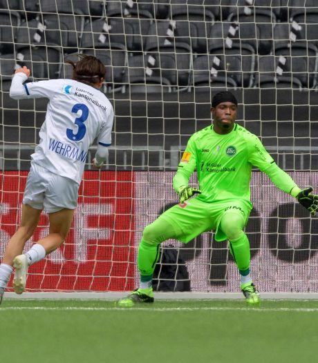 Feyenoord-huurling Wehrmann scoort in gewonnen Zwitserse bekerfinale met FC Luzern