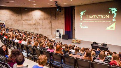 'Professor Timtation' heeft meer succes dan de 'collega' van thermodynamica