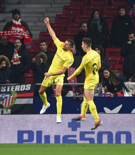 Girona stunt in Copa del Rey na spektakelstuk tegen Atlético