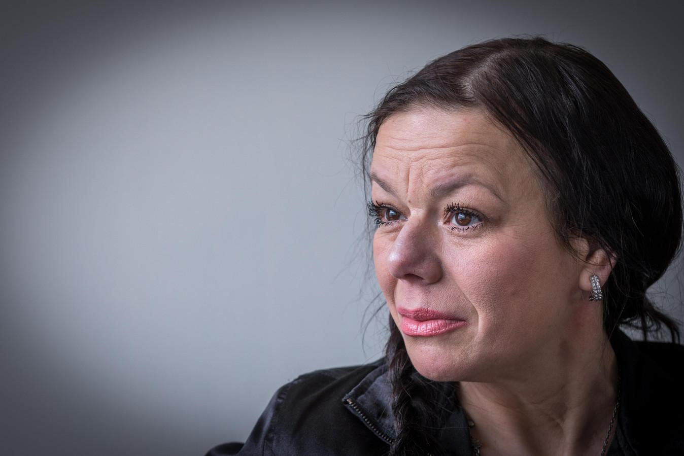 Anne Marie van Veen uit Zwolle geeft haar strijd tegen de tabaksfabrikanten niet op.