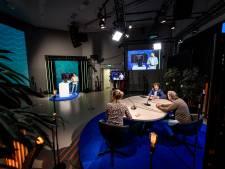 Tien dagen, elf lijsttrekkers in Twente: met publiek dankzij technische hoogstandjes