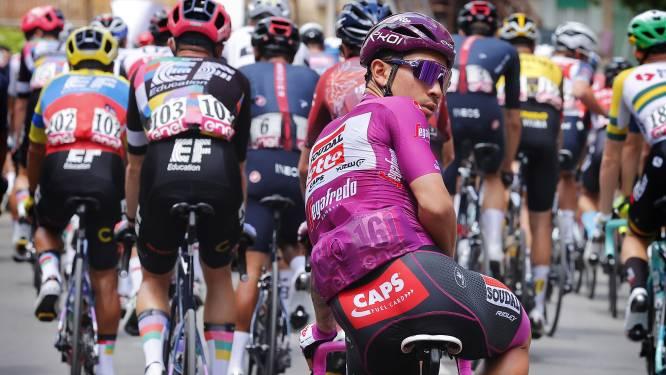 Tweevoudig ritwinnaar Caleb Ewan stapt al vroeg uit de Giro