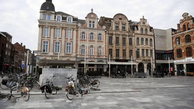 """Martelarenplein krijgt make-over: """"Horecaterrassen inpassen in groener en veiliger plein"""""""