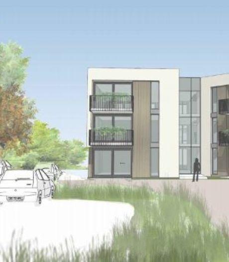 Minder maar duurdere appartementen aan de Raadhuisstraat in Moergestel