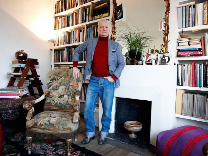 """Gert Voorjans uit 'Huis Gemaakt' richtte de villa van Mick Jagger in: """"De man is een boekhouder. Ík heb de rock-'n-roll in zijn huis gestopt"""""""