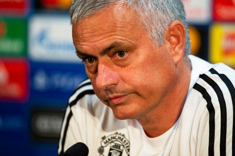 José Mourinho kreeg vorige maand een boete van 2 miljoen euro opgelegd.