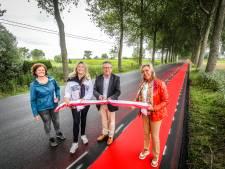 Net op tijd klaar voor nieuwe schooljaar én WK tijdrijden: Damse Steenweg weer open voor verkeer