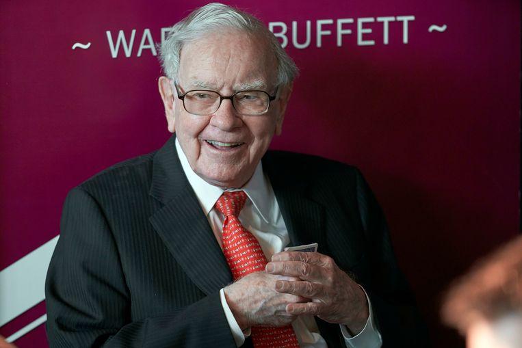Warren Buffett. Beeld AP
