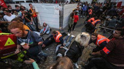 Frans feestje in Kortrijk draait uit op rellen