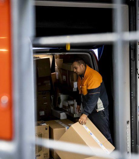 La justice menace de fermer les dépôts de PostNL et GLS