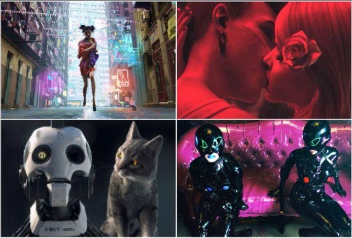 'Love, Death + Robots' is de nieuwste hit van Netflix.