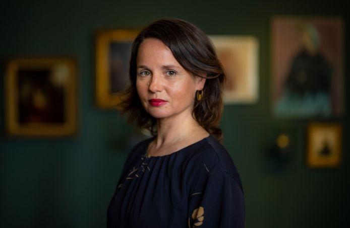 Tamara Peers, nieuwe directeur van Muzee Scheveningen.