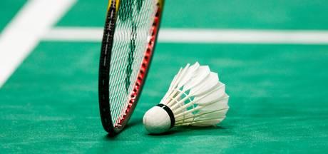 Caljouw verrast op EK badminton