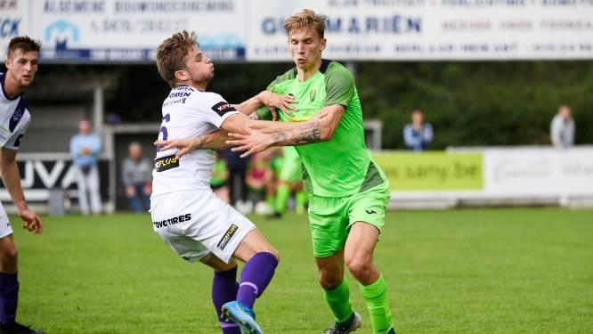 """Yannick Bevers, goed voor twee goals, wint met Sint-Lenaarts overtuigend derby tegen Zwarte Leeuw: """"Als ik één match absoluut wilde winnen, was het deze wel"""""""