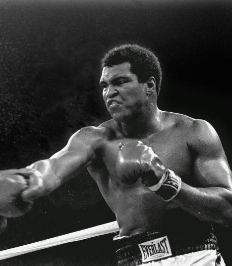 Tekeningen van bokslegende Muhammad Ali onder de hamer