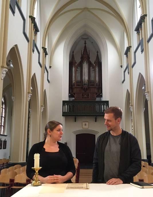 De zoektocht van Armin van Buuren naar de herkomst van zijn familie voerde ook langs de kerk van Megen.