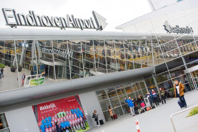 EINDHOVEN - Eindhoven Airport stockadr
