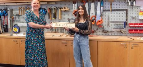 Baraa (14) koos als meisje voor de techniek: 'Ik ontwerp en maak later gewoon mijn eigen kast'
