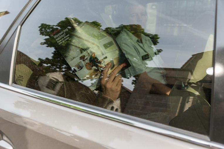 Roy Larmit, Nederlandse hoofdverdachte in de Kasteelmoord. Beeld photo_news