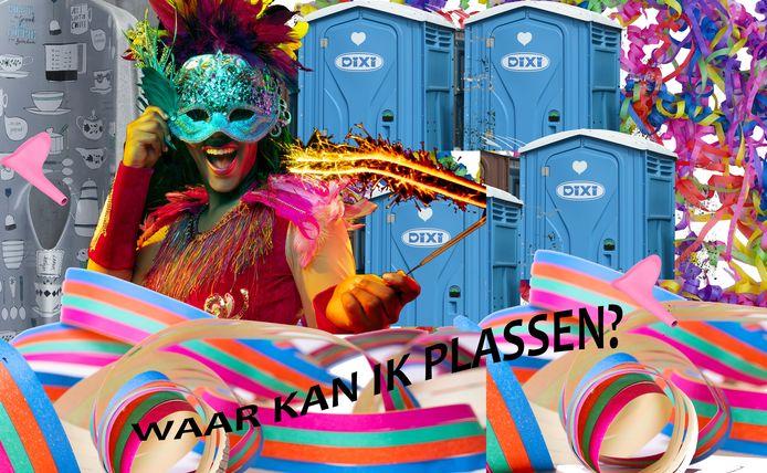 Meer dixies voor vrouwen tijdens carnaval