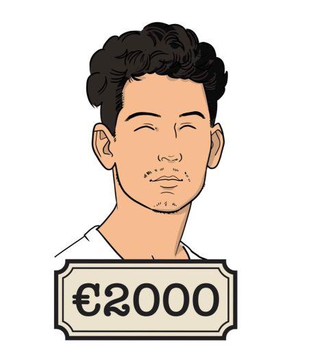 Mike (22): 'Onderhandelen over mijn salaris vind ik niet zo spannend'