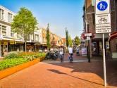 Nog steeds scooterrijders in Korte Kerkstraat Geldrop, ondanks boetes