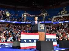 Leden campagneteam Trump hadden corona tijdens rally in Tulsa