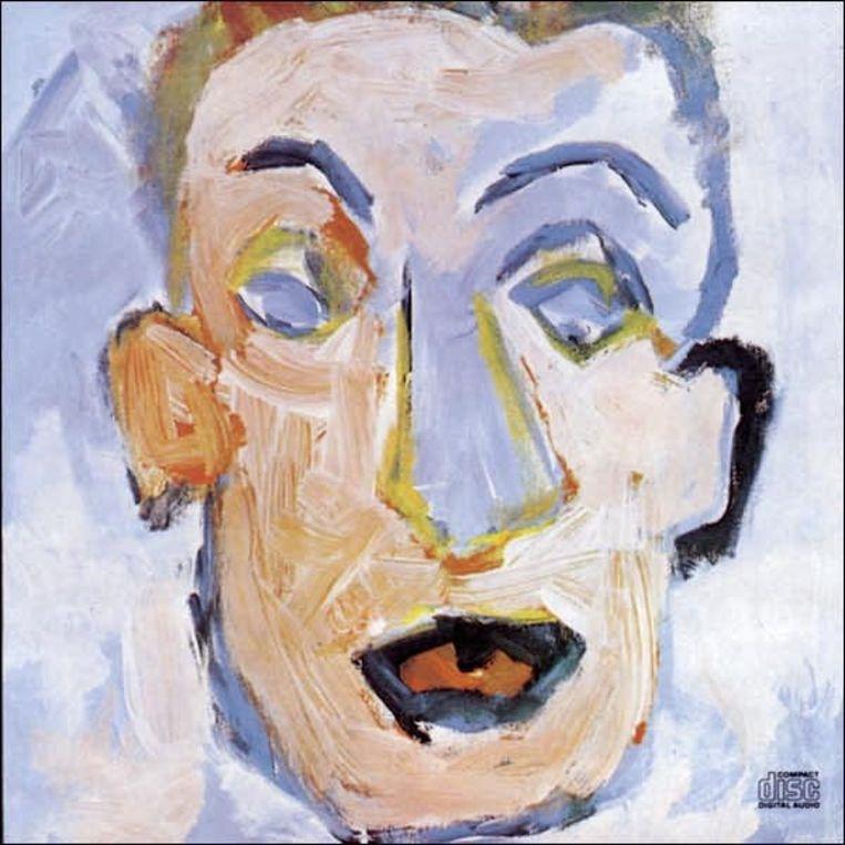 De albumcover van Self Portrait (1970) Beeld Columbia Records/Sony Music Entertainment