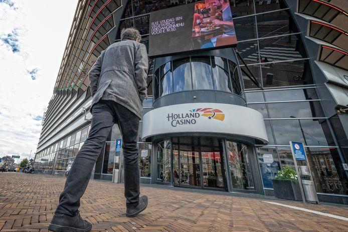 Het spaargeld van de Rijswijkse VvE verdween als sneeuw voor de zon in het casino.