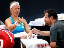 Tenniscommentator Sluiter: 'Zal nu niet vloeken op Kiki'