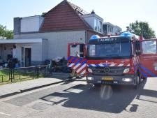 Brandje in magnetron heeft verwoestende gevolgen voor keuken in Almelose woning