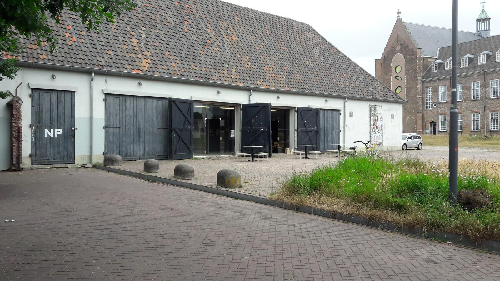 De StadsGalerij aan de Oude Vest in Breda