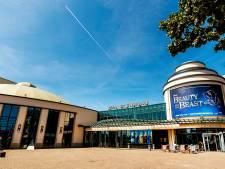 Circustheater in Scheveningen is begonnen aan flinke verbouwing