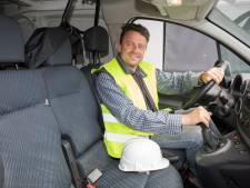 Volle bouwvakkersbus levert forse boetes op: 390 euro per inzittende