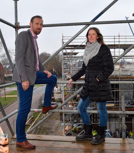 Bij bouwfamilie Schoonderbeek geldt één regel: tijdens het eten wordt niet over zaken gepraat
