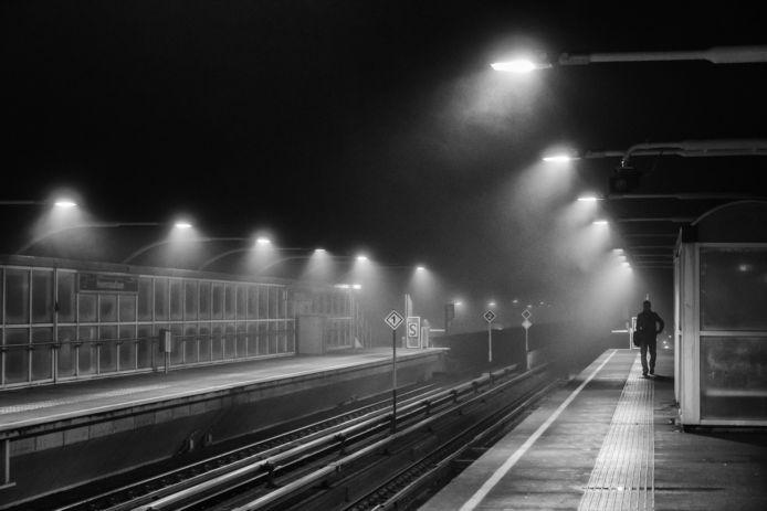 Dag 309: Mist in de ochtend, mist 's avonds...