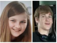 Vermiste pubers Leonardo en Sophie uit Dronten mogelijk op weg naar Frankrijk