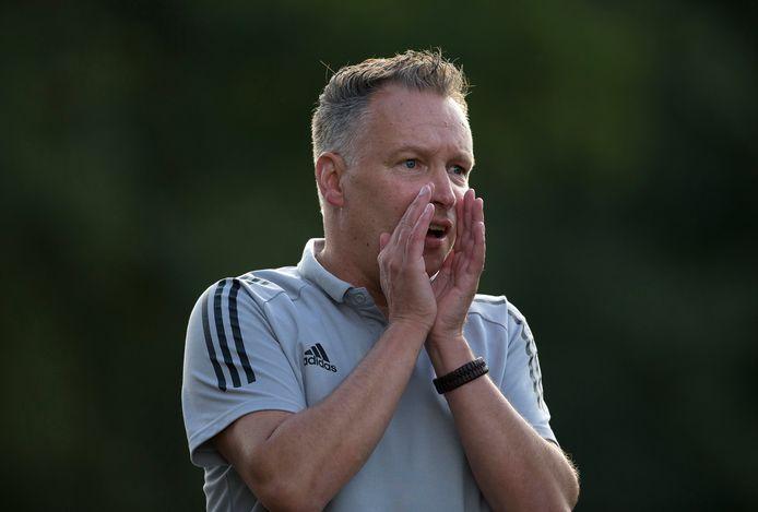 William Krabbenborg blijft trainer bij Grol.