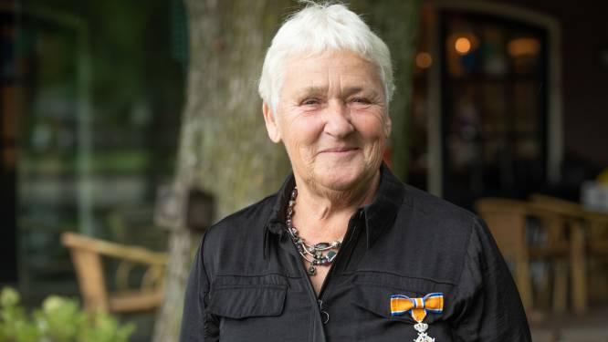 Annie Hermans-van Gils uit Diessen koninklijk onderscheiden