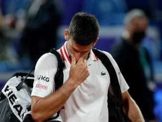 Djokovic geeft forfait voor Madrid