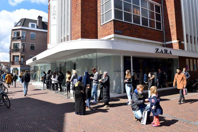 Zara in Amersfoort.