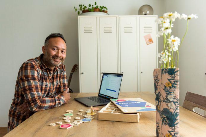Erik Frey is programmamanager van Fontys Empower.