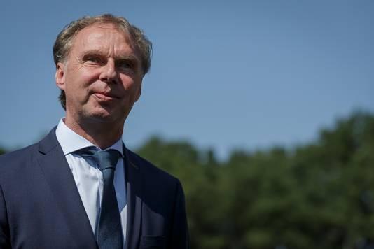 Stan Valckx, technisch manager bij VVV-Venlo
