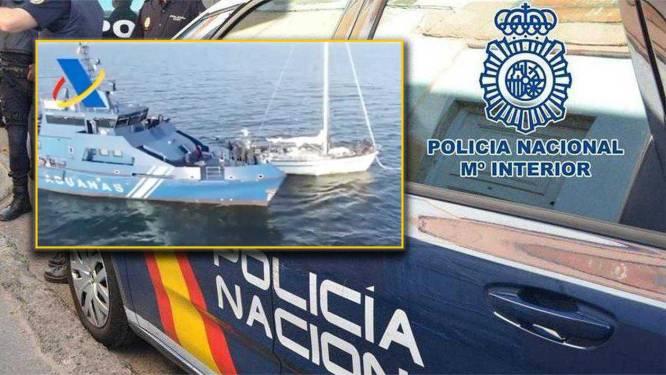 Portugese en Spaanse politie onderscheppen 5.200 kilo cocaïne